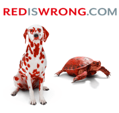 red-is-wrong