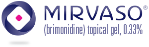 Mirvaso works for Lupus, Dermatomyositis and Pityriasis Rubra Pilaris