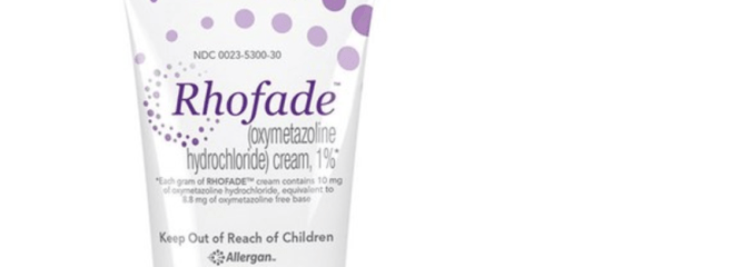 Rhofade wins Allure's `Breakthrough Product' Award
