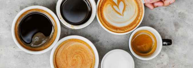 Coffee and caffeine reduce the risk of rosacea