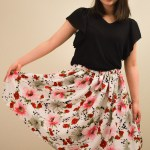 Sewing Delphine Skirt