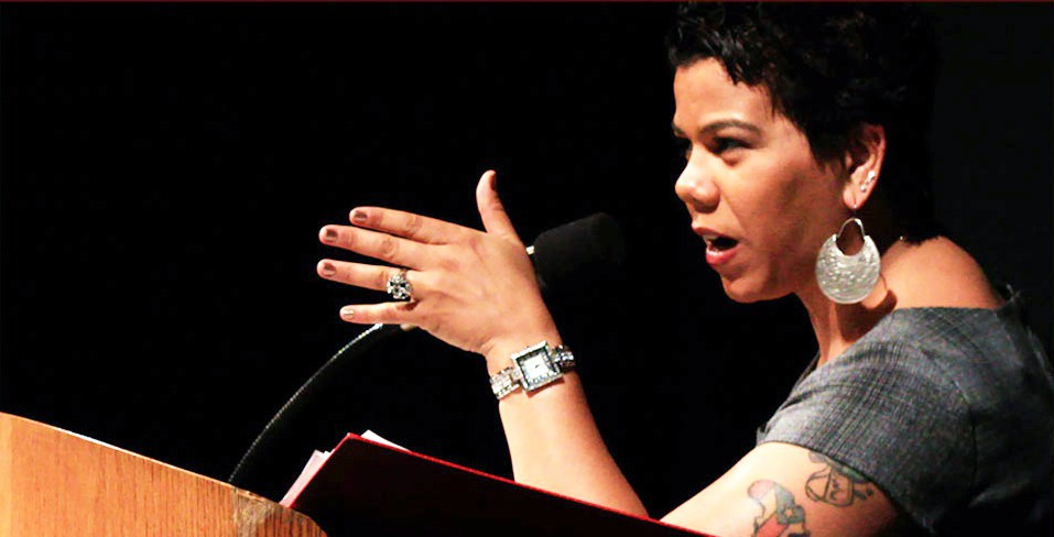 Rosa Clemente Speaking Engagement