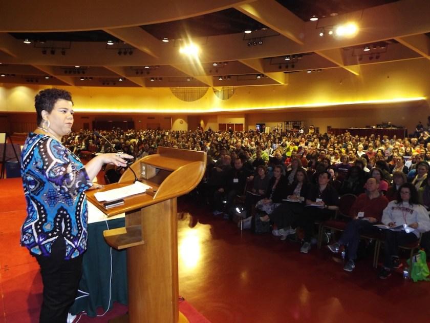 15 White Privilege Conference Rosa Clemente