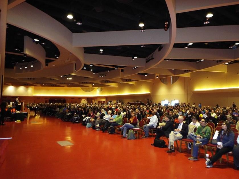 White Privilege Conference Auditorium Rosa Clemente