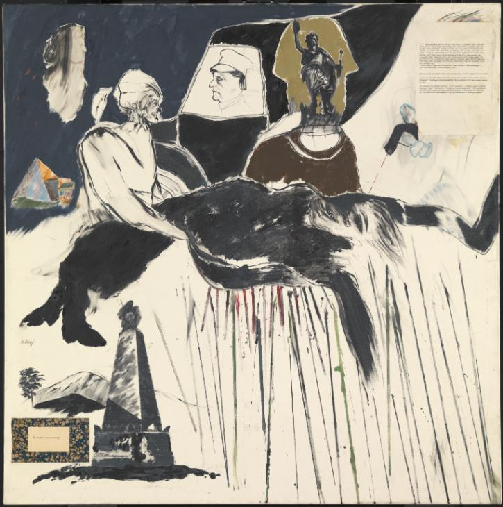 RB Kitaj The Murder of Luxemburg TATE.jpg