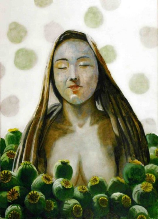 madonna-of-poppies