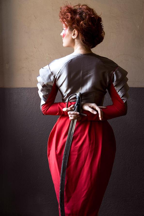 Dorota Kuźniarska Symbolic Red Game
