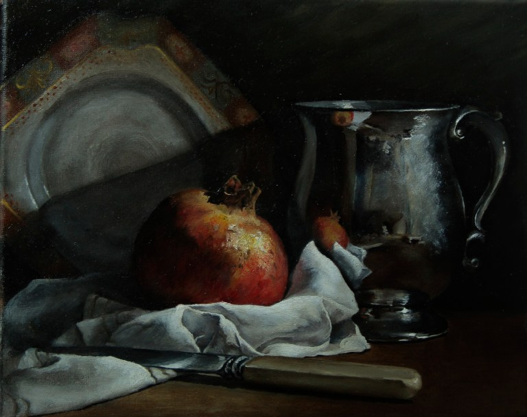 rae perry still life dark