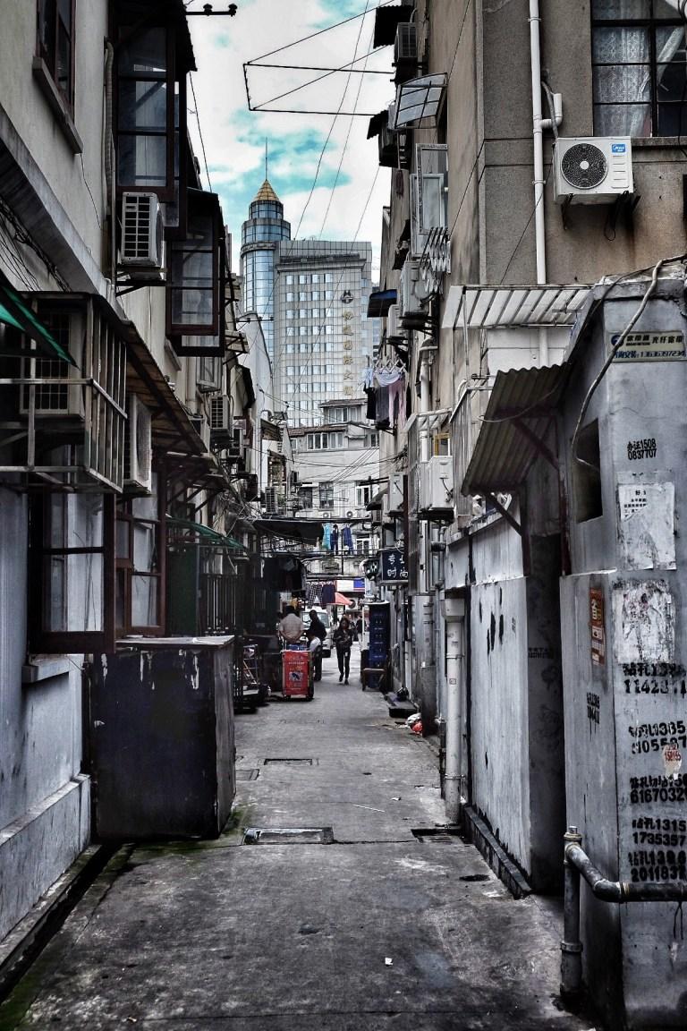 Shangai Streets Mohamad Bahr