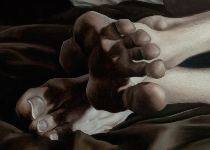 detail katy wiedemann painting final_repose_