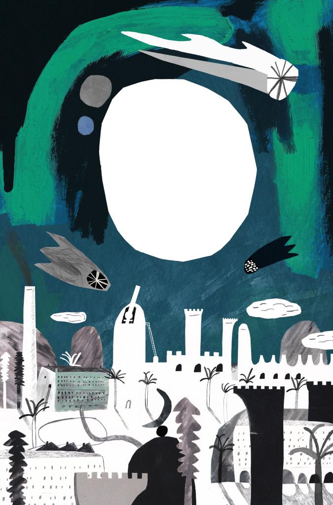 arabian-night-by-james-daw-uk-illustrator