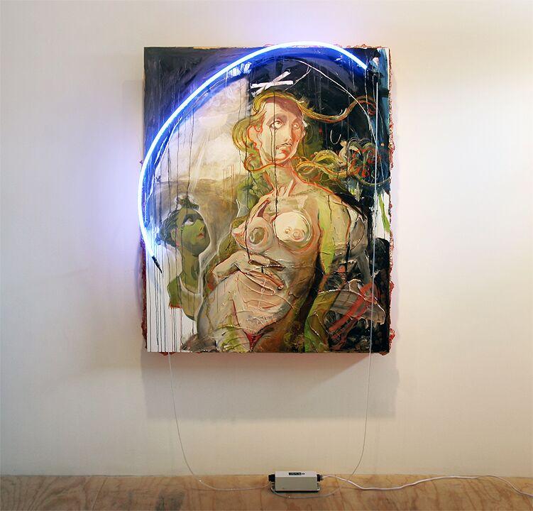 Aaron Sheppard Artist TiltingAtWindmills