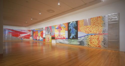 James Rosenquist F111 MoMA
