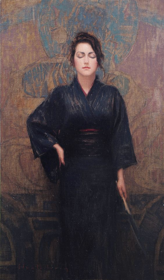 Aaron Westerberg painting Solace