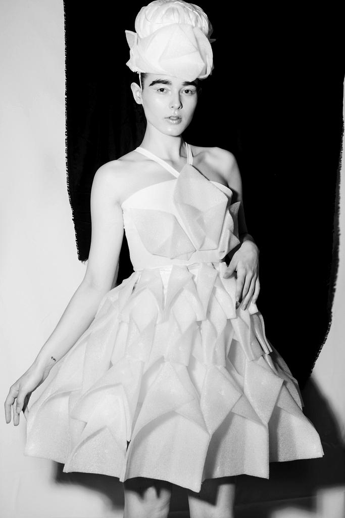 Front Dress by Vlada Manyatovskaya Photo by Yura Ryabov