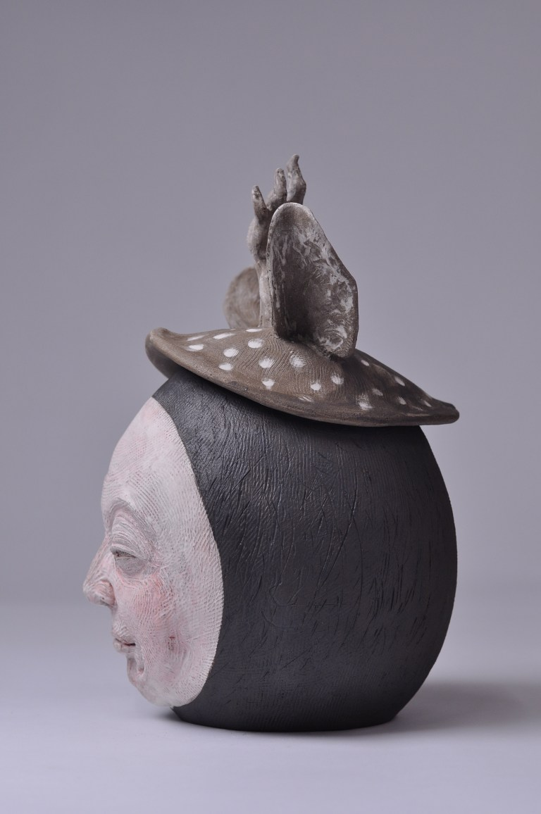 Harn-Kae-Chao, Art, Contemporary-Art, Asian-Art, Sculpture, Ceramics