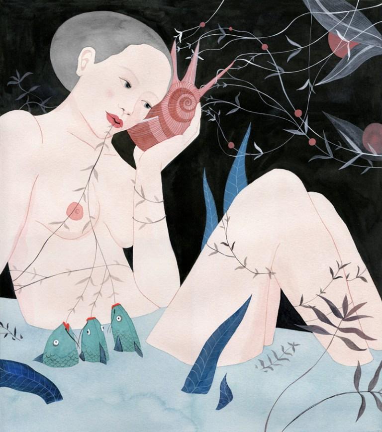 Chile, Chilean-Art, Contemporary-Art, Women-Artists, Painters