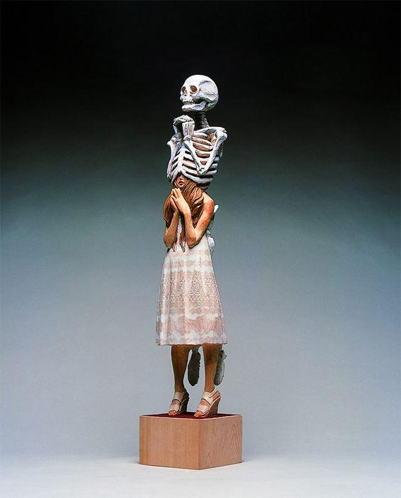 Yoshiro Kanemaki Sculpture