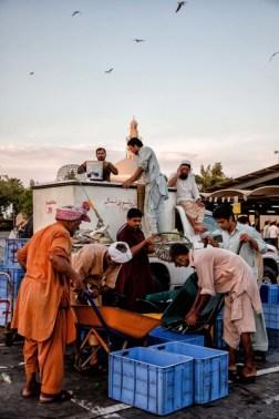 Mohammad Badr Uncommon Dubai Boat