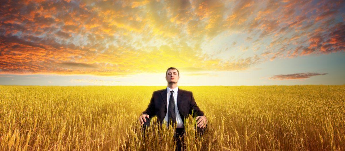 Read more about the article Meditar relaxa mais que dormir