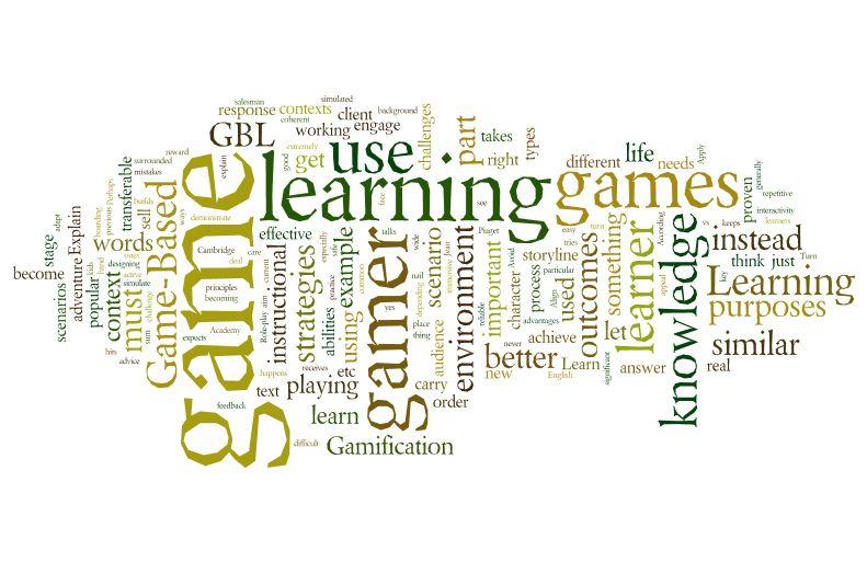 GameBasedLearningExample