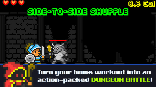 Dungeon Runner: Fitness Quest By Six to Start