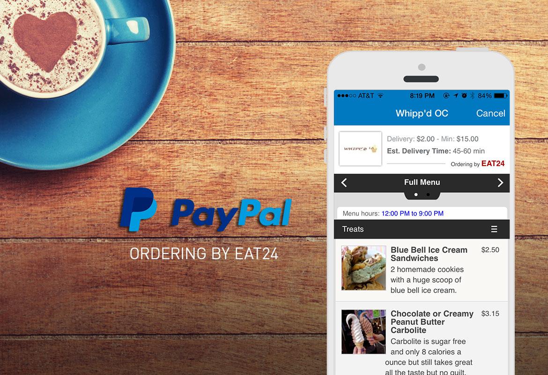 Eat24 – ROZ ⇢ Designer
