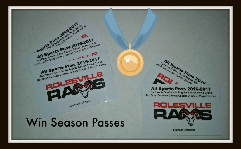 Giveaway: All Season Passes & Concert Tickets
