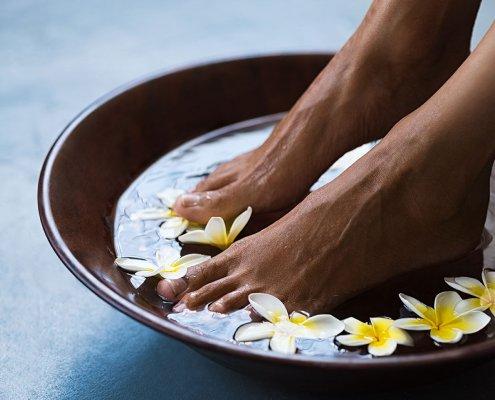 como cuidar tus pies | Rosa Lombardero
