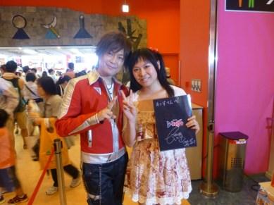Hideyuki Takahashi & moi ^o^