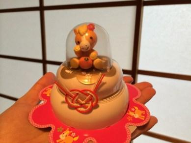 Mon kagami mochi pour l'année du cheval