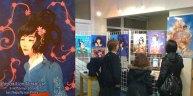 2009 - Exposition Rosalys « Cheveux noirs » (La Chapelle-sur-Erdre, FRANCE)