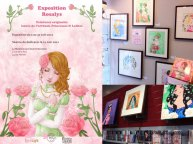 2011 - Exposition Rosalys « Princesses & Lolitas » (La Mystérieuse Librairie Nantaise, Nantes, FRANCE)