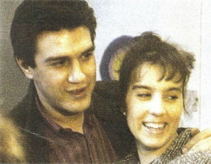 1991 ruben y rosa la primera foto digital