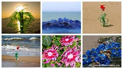 Reciclado Creativo fotos concurso Upcycling reciclaje