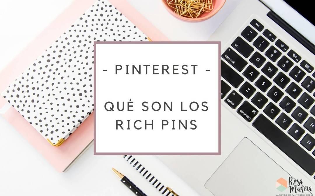 pinterest y los rich pins que son y como se usan