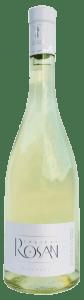 chateau rosan bouteille elegance blanc