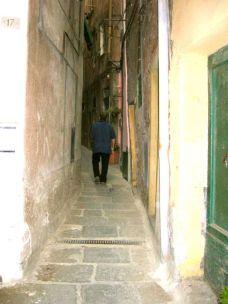 Street in Vernazza