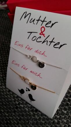 Mutter-Tochter-Armband