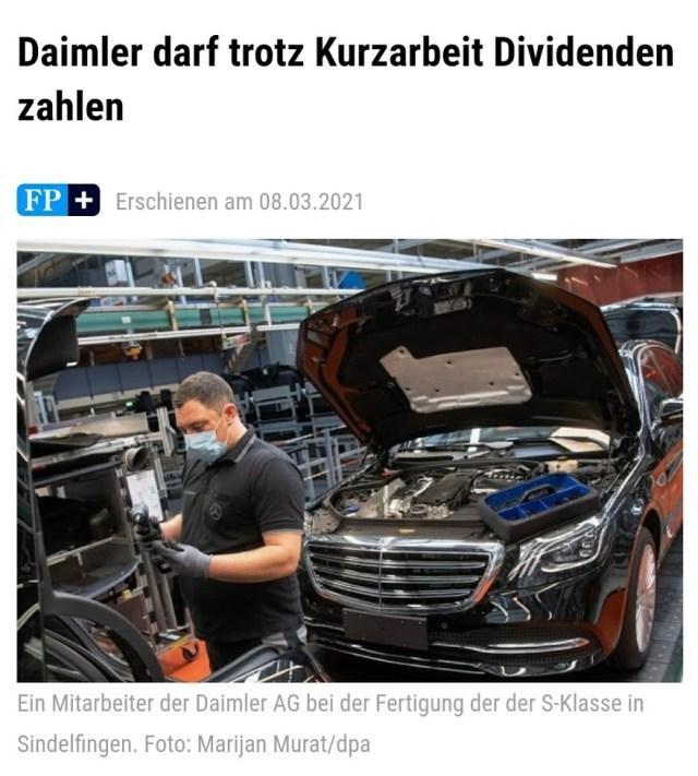 Daimler darf Dividende zahlen 01