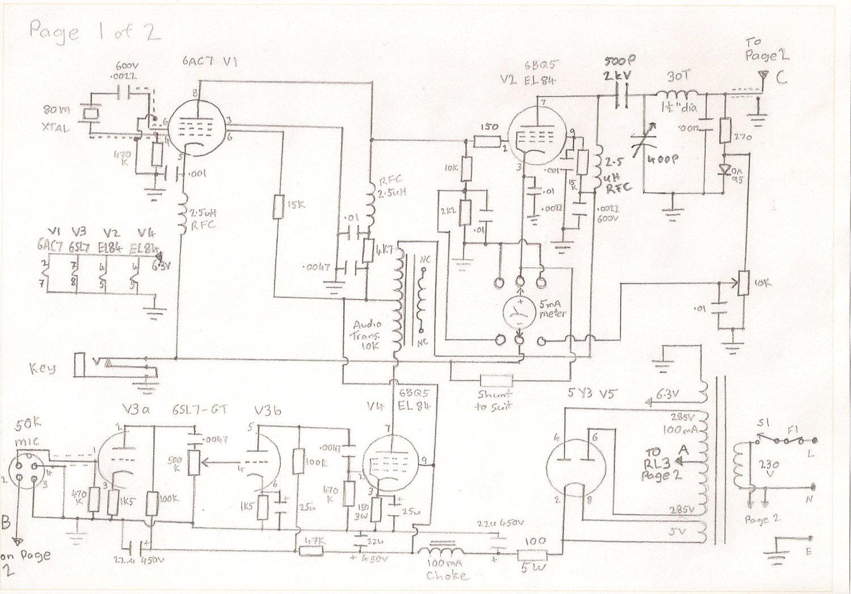 A Simple 10w Qrp Z Match Antenna Tuner 80