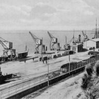 Puerto Rosario: un poco de  historia.