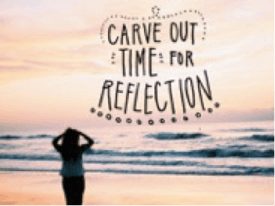 RCA Blog Reflection self-compassion