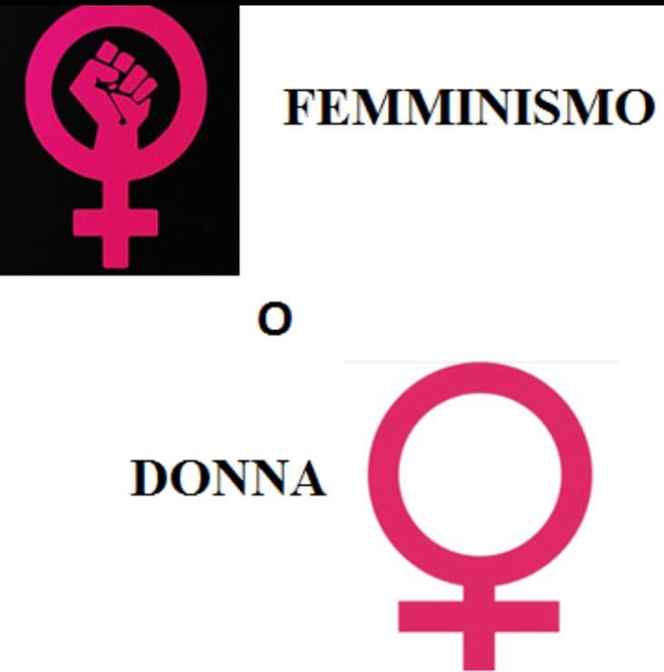 Femminismo o donna