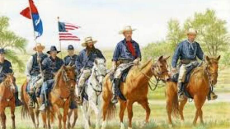 Arriva la cavalleria