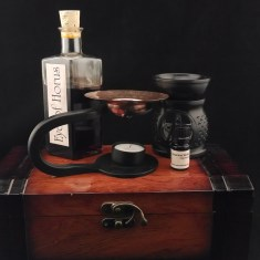 Essential Oil Blends & Diffusers