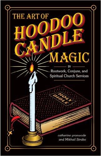 The Art of Hoodoo Candle Magic - Rosarium Blends
