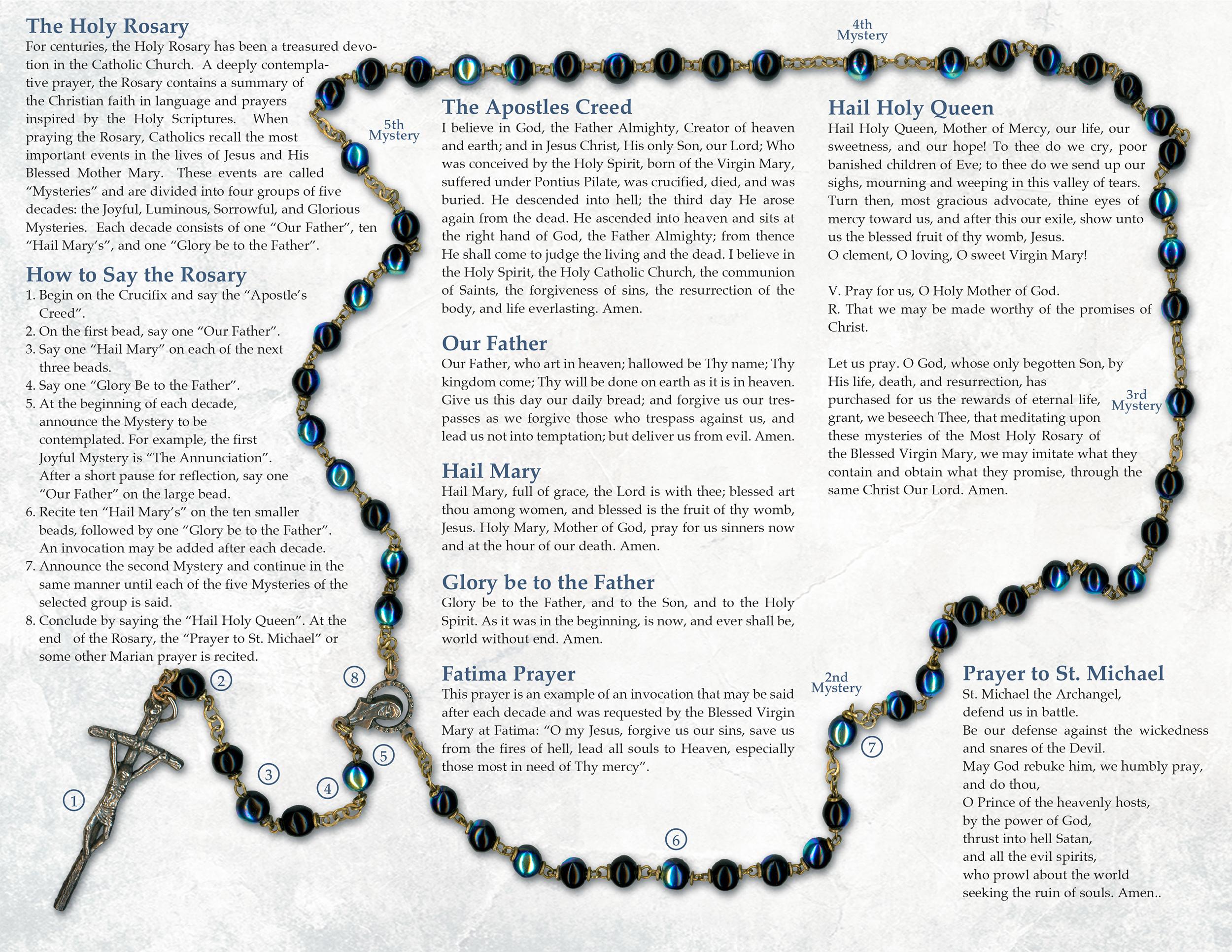 The Rosary Rosary Coast To Coast