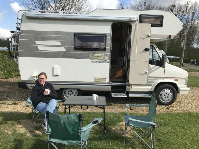 Campervakantie in Nederland
