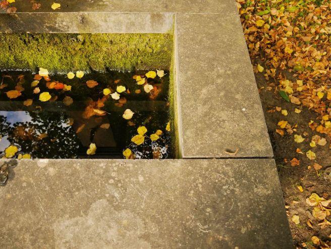 Melaten im Herbst